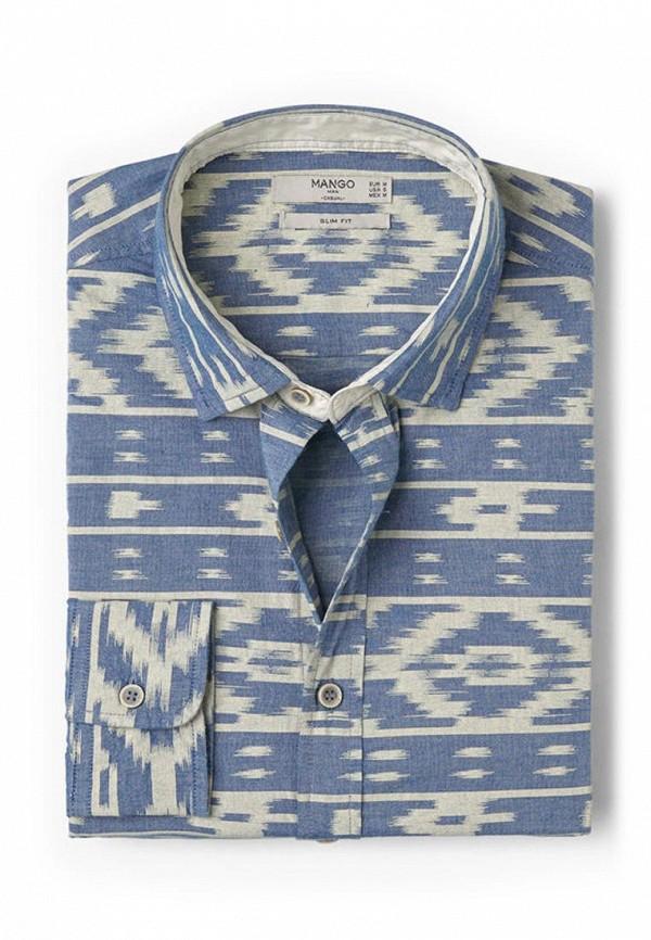 Рубашка с длинным рукавом Mango Man 64000041