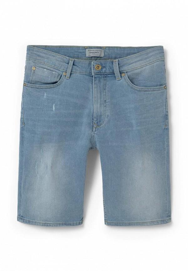 Мужские джинсовые шорты Mango Man 63017014