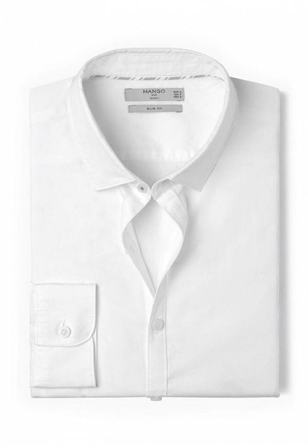 Рубашка с длинным рукавом Mango Man 64017514