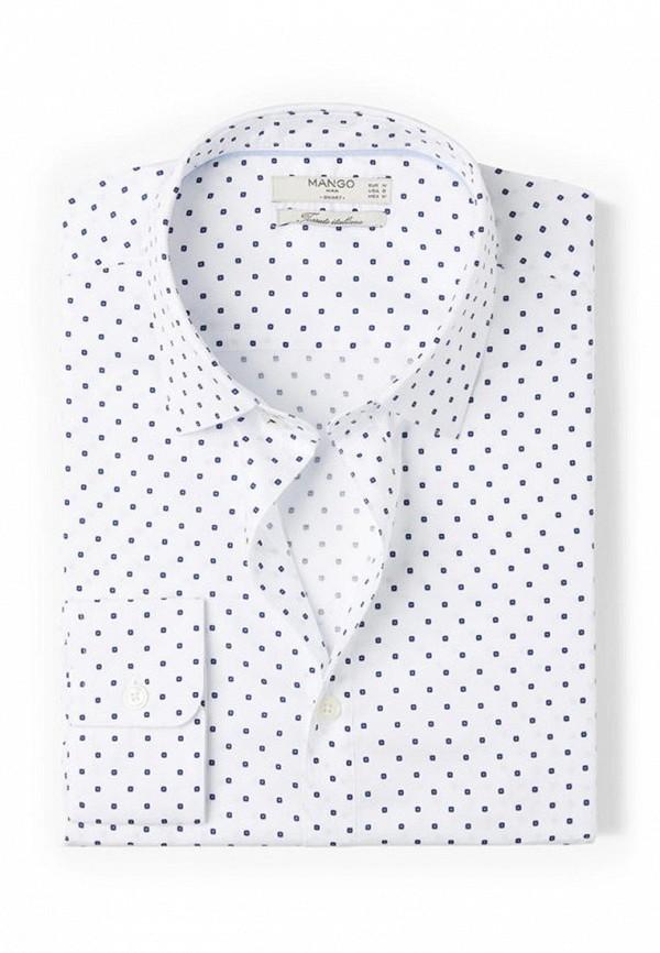 Рубашка с длинным рукавом Mango Man 64007541