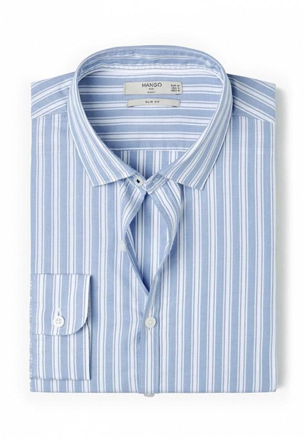 Рубашка с длинным рукавом Mango Man 64017521