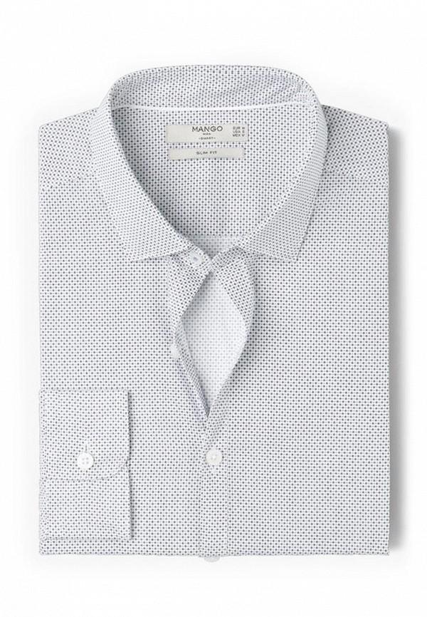 Рубашка с длинным рукавом Mango Man 64007526