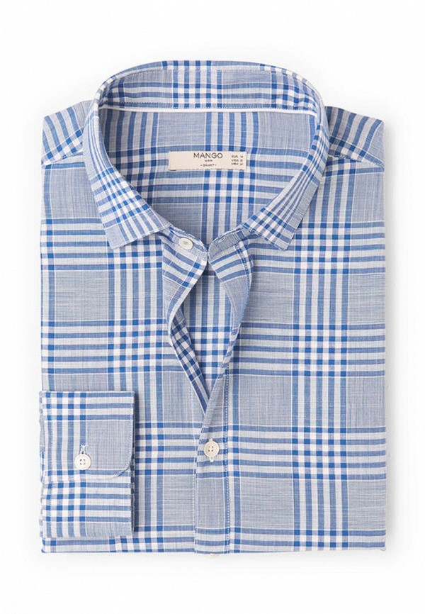 Рубашка с длинным рукавом Mango Man 64007543