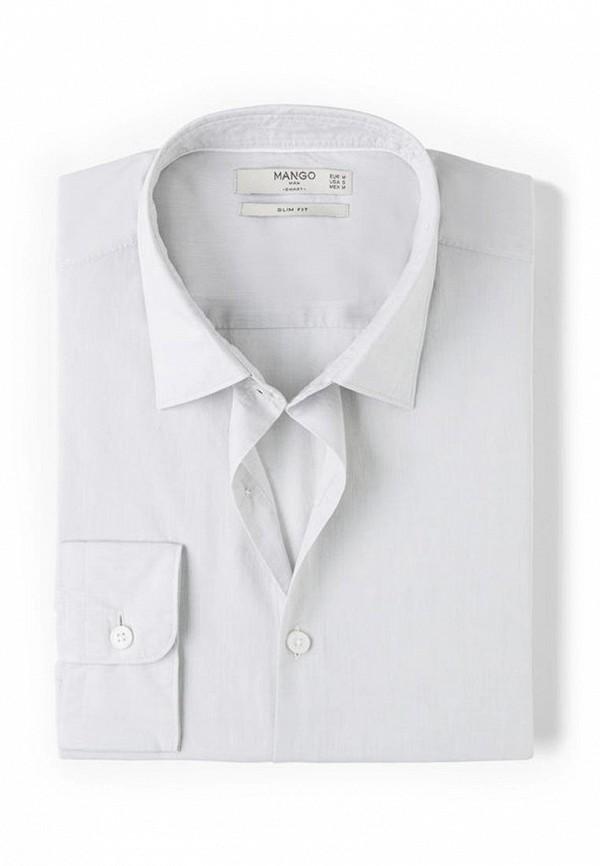 Рубашка с длинным рукавом Mango Man 64017515