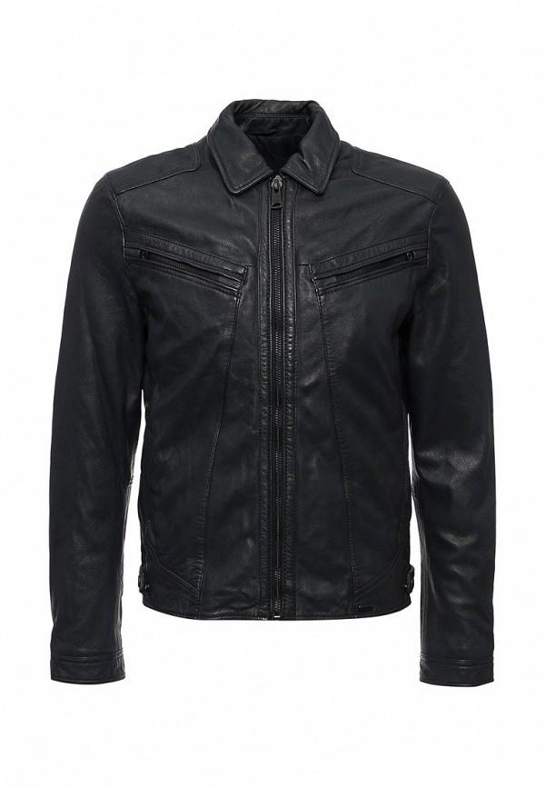 Кожаная куртка Mango Man 73020003