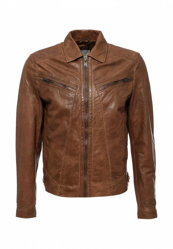 Кожаная куртка Mango Man 73020002