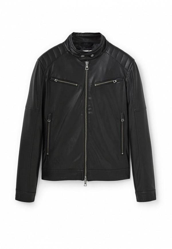 Кожаная куртка Mango Man 73003008