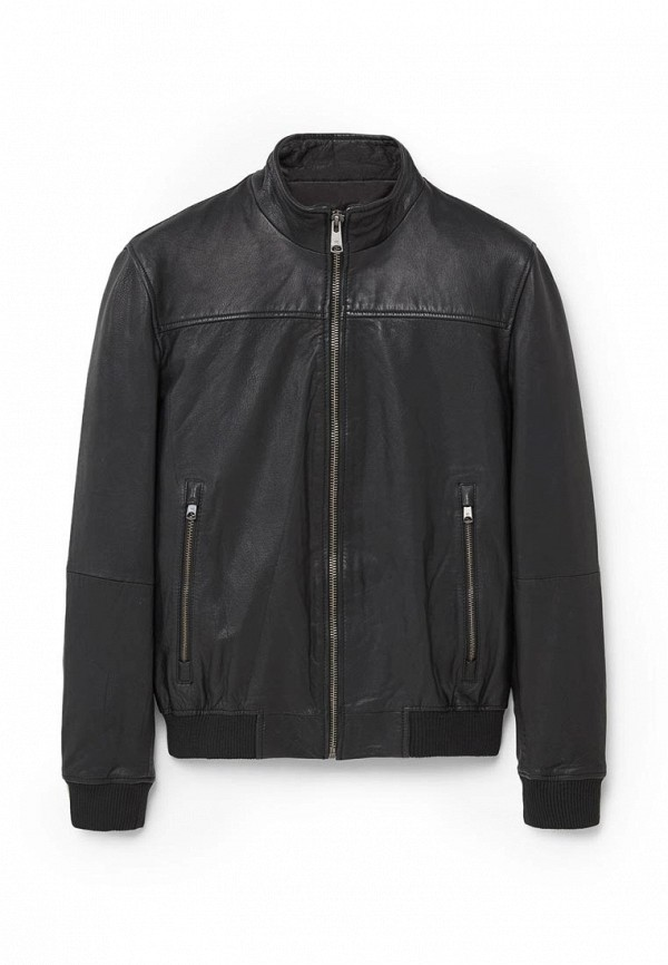 Кожаная куртка Mango Man 73020001