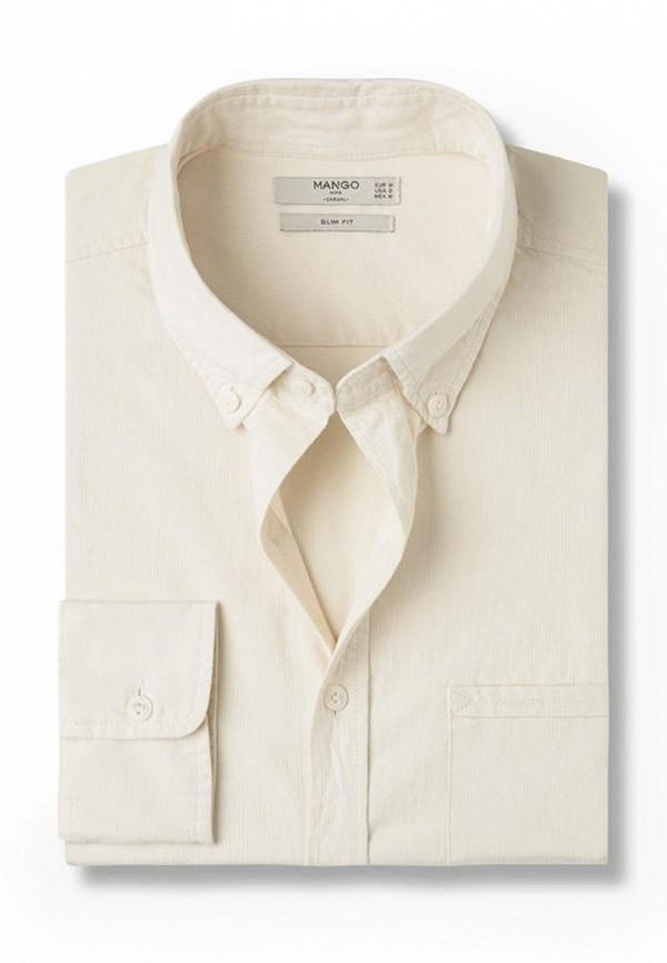 Рубашка с длинным рукавом Mango Man 74030137