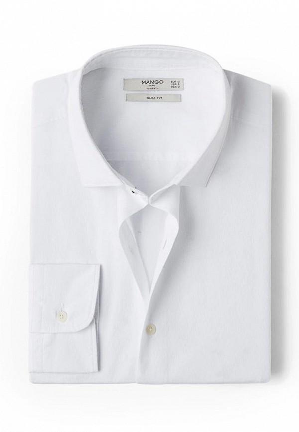 Рубашка с длинным рукавом Mango Man 74000089