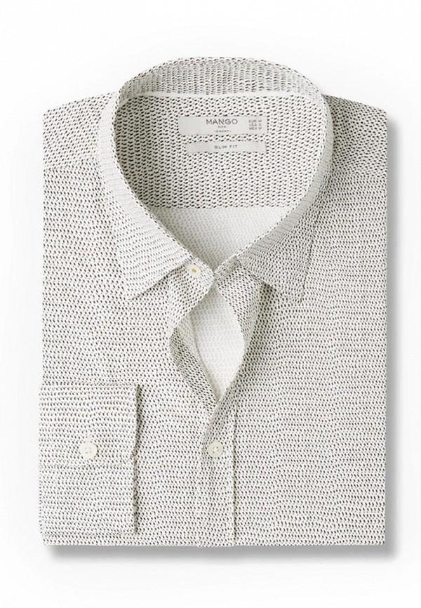 Рубашка с длинным рукавом Mango Man 74000111