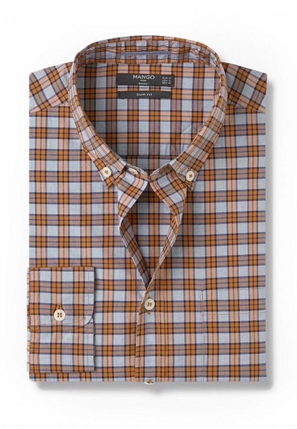 Рубашка с длинным рукавом Mango Man 74000073