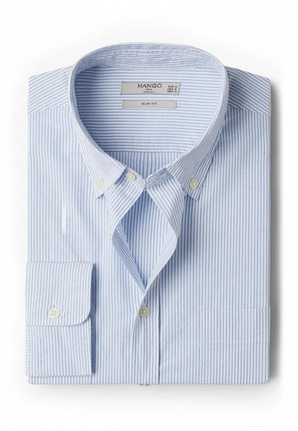Рубашка с длинным рукавом Mango Man 74000087