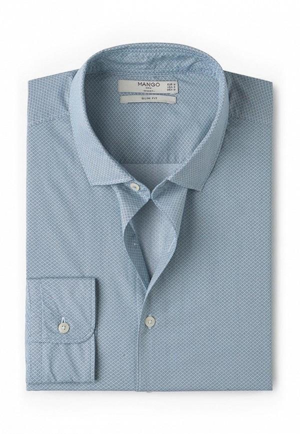 Рубашка с длинным рукавом Mango Man 74000104