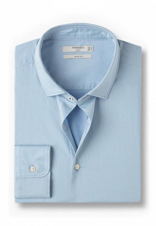 Рубашка с длинным рукавом Mango Man 74000084