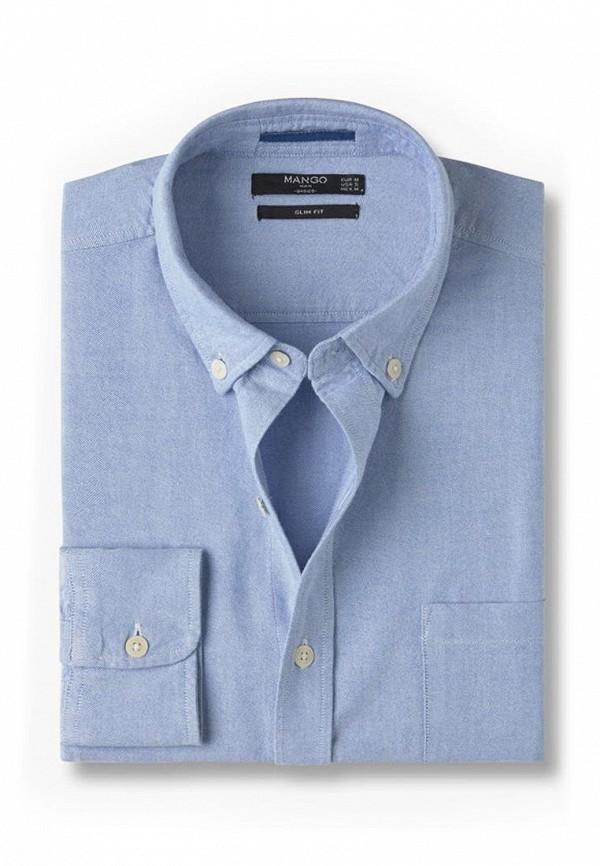 Рубашка с длинным рукавом Mango Man 74000086