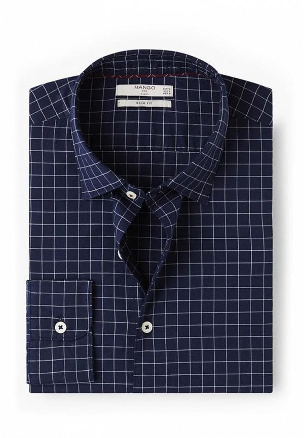Рубашка с длинным рукавом Mango Man 74013006