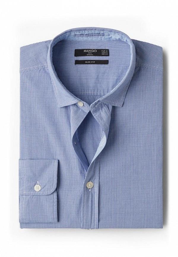 Рубашка с длинным рукавом Mango Man 74000109