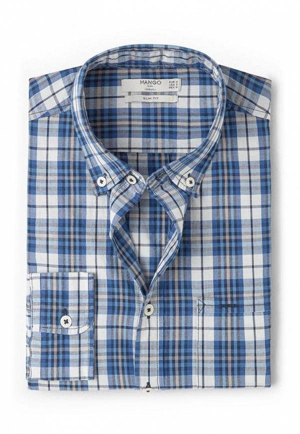 Рубашка с длинным рукавом Mango Man 74000121