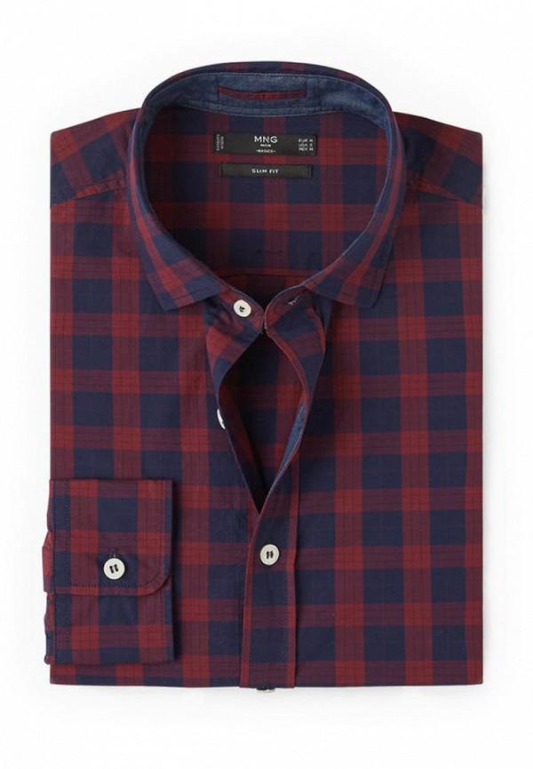Рубашка с длинным рукавом Mango Man 74087500
