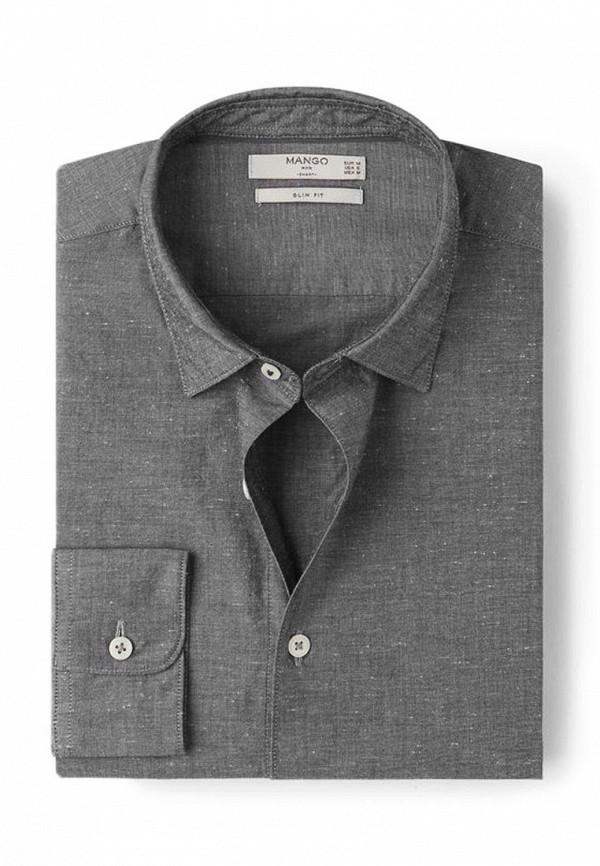 Рубашка с длинным рукавом Mango Man 74070182