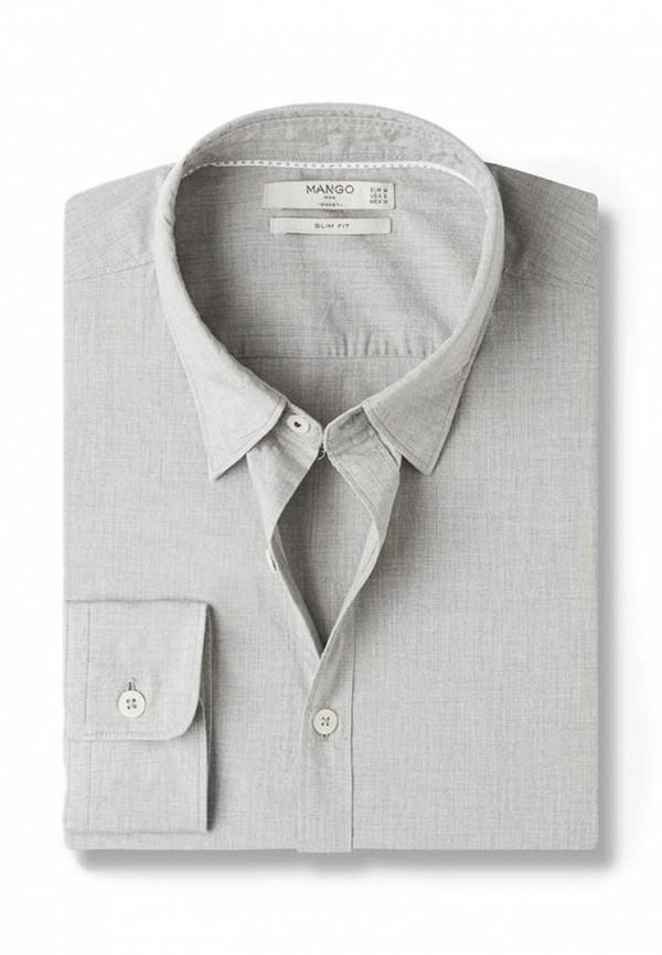 Рубашка с длинным рукавом Mango Man 74010102