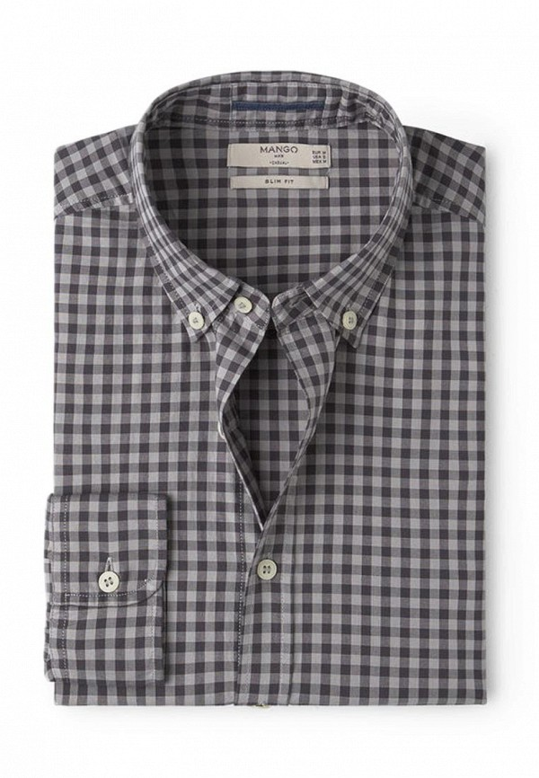 Рубашка с длинным рукавом Mango Man 74015002