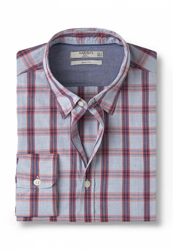 Рубашка с длинным рукавом Mango Man 74000083
