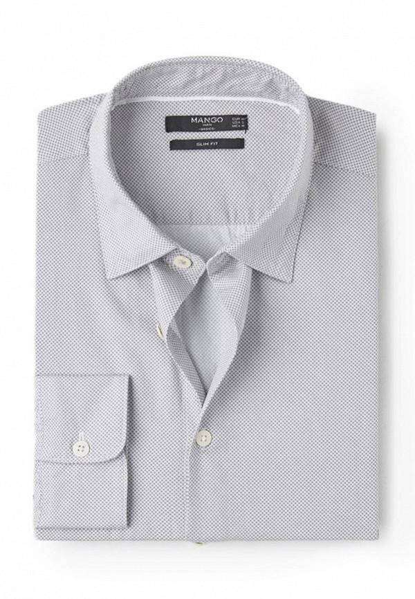 Рубашка с длинным рукавом Mango Man 74000080