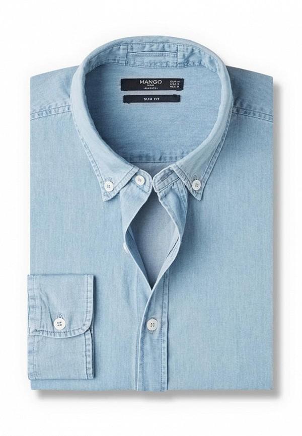 Рубашка с длинным рукавом Mango Man 74020067
