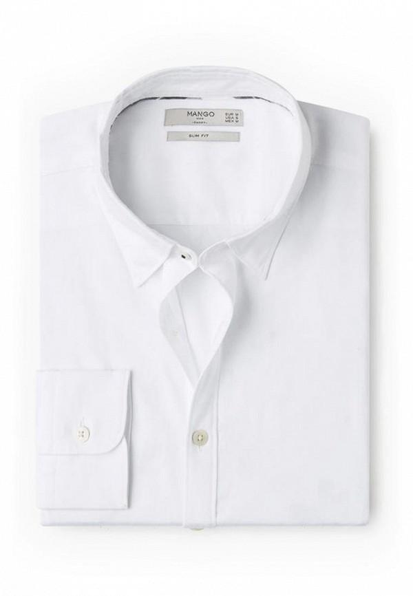 Рубашка с длинным рукавом Mango Man 74033559