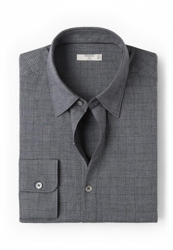 Рубашка с длинным рукавом Mango Man 74063606