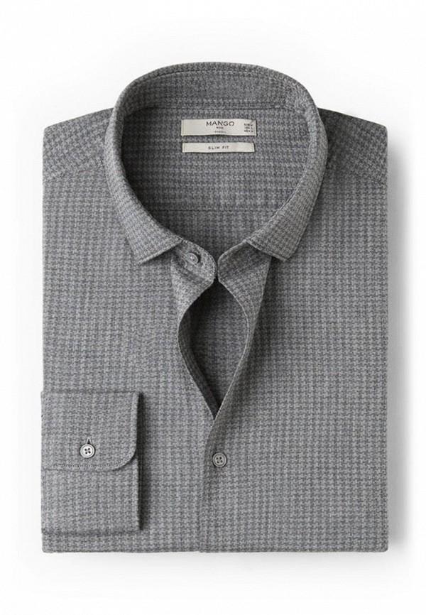 Рубашка с длинным рукавом Mango Man 74043546