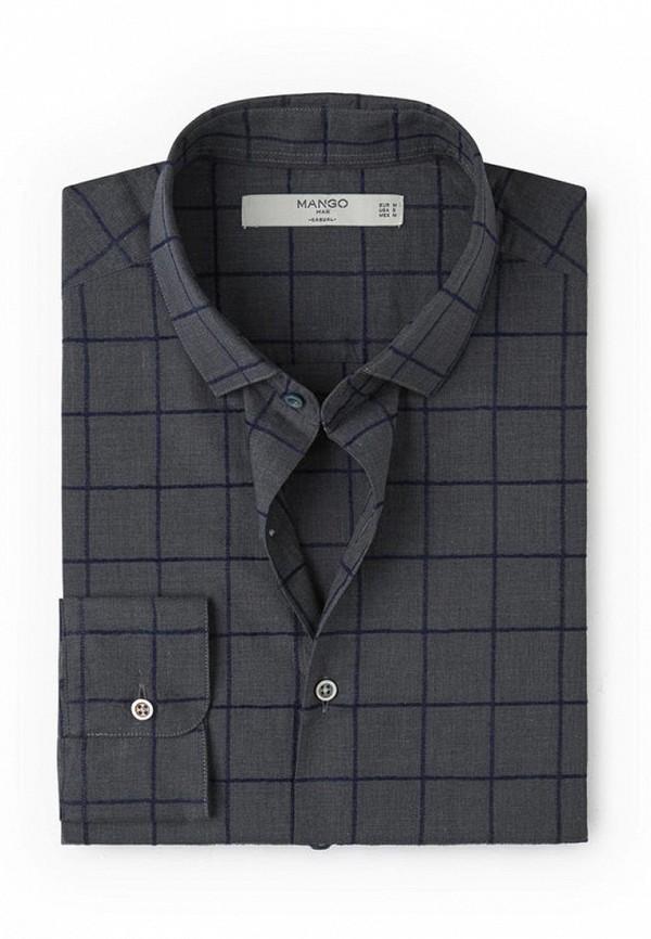 Рубашка с длинным рукавом Mango Man 74043607