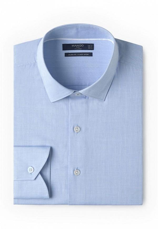 Рубашка с длинным рукавом Mango Man 74080235