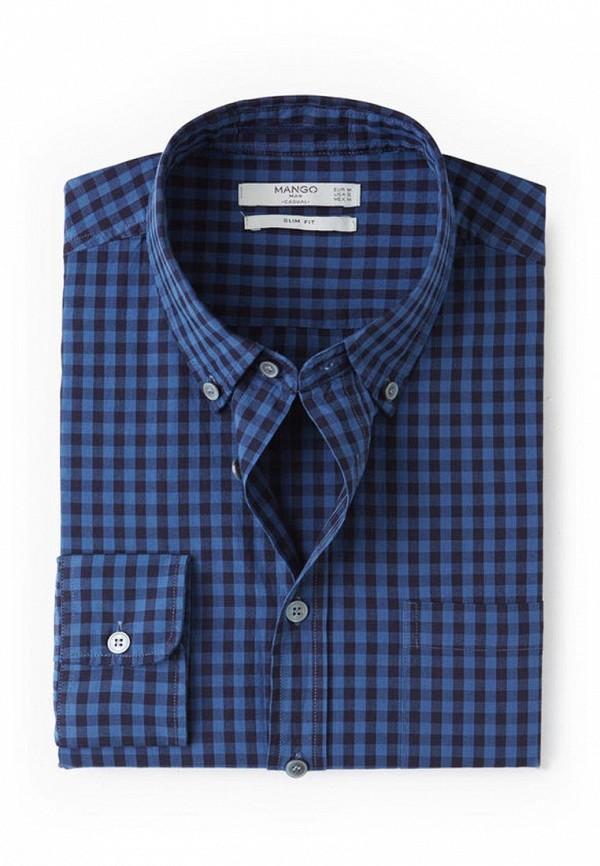 Рубашка с длинным рукавом Mango Man 74025543