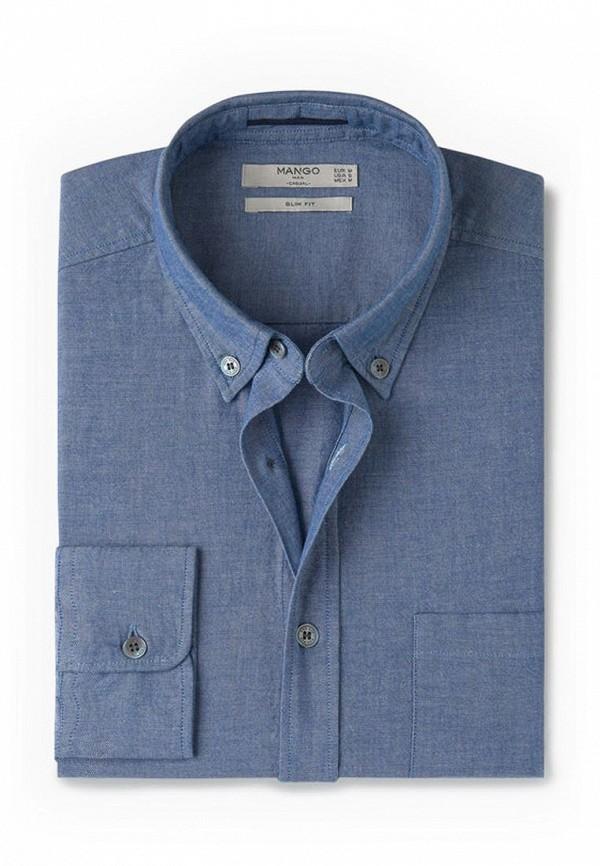 Рубашка с длинным рукавом Mango Man 74005536