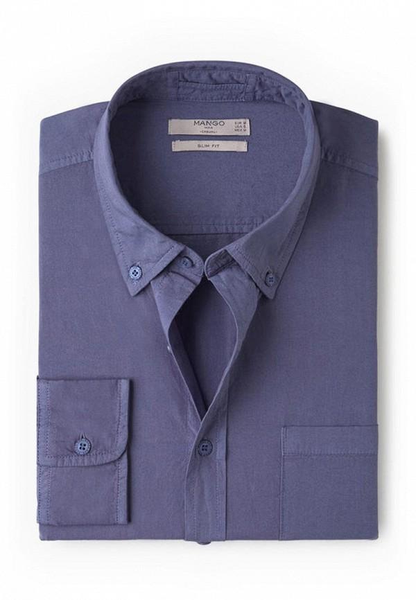Рубашка с длинным рукавом Mango Man 74015007