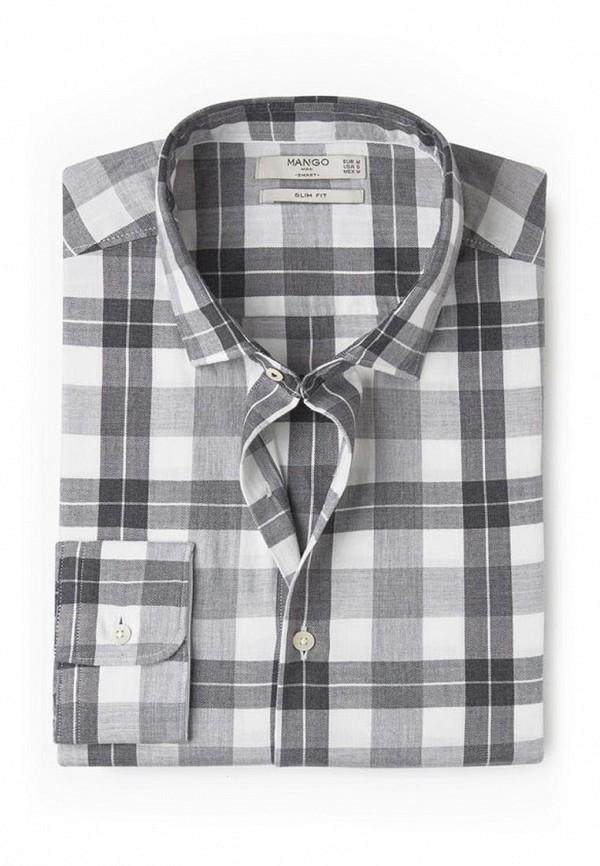 Рубашка с длинным рукавом Mango Man 74033558
