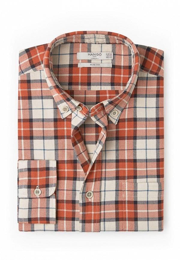 Рубашка с длинным рукавом Mango Man 74047002