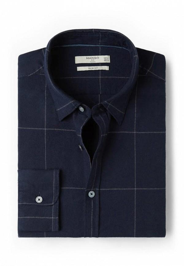 Рубашка с длинным рукавом Mango Man 74077000