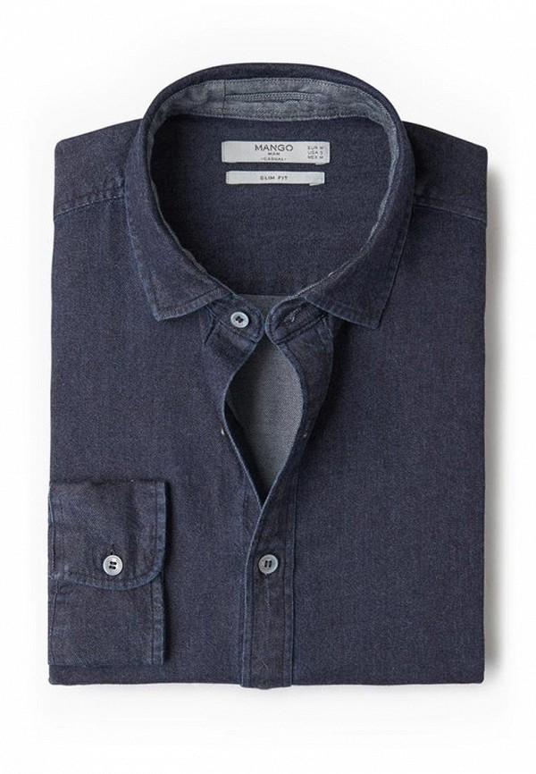 Рубашка с длинным рукавом Mango Man 74005529