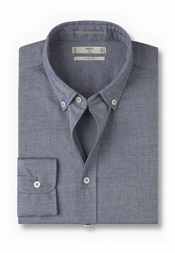Рубашка с длинным рукавом Mango Man 74057001