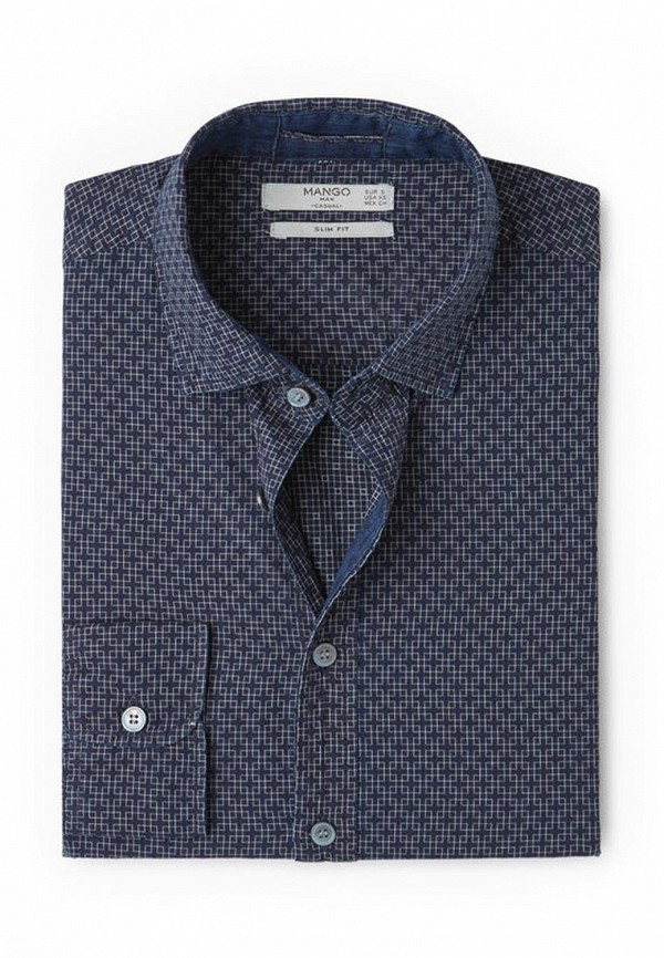 Рубашка с длинным рукавом Mango Man 74015542