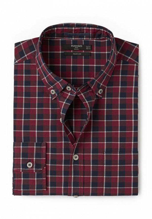 Рубашка с длинным рукавом Mango Man 74047501