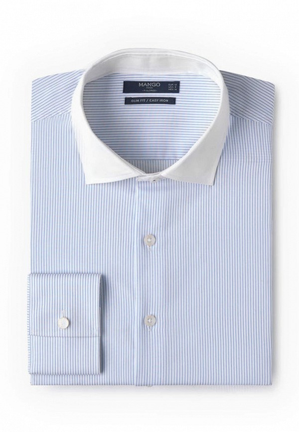 Рубашка с длинным рукавом Mango Man 74033592