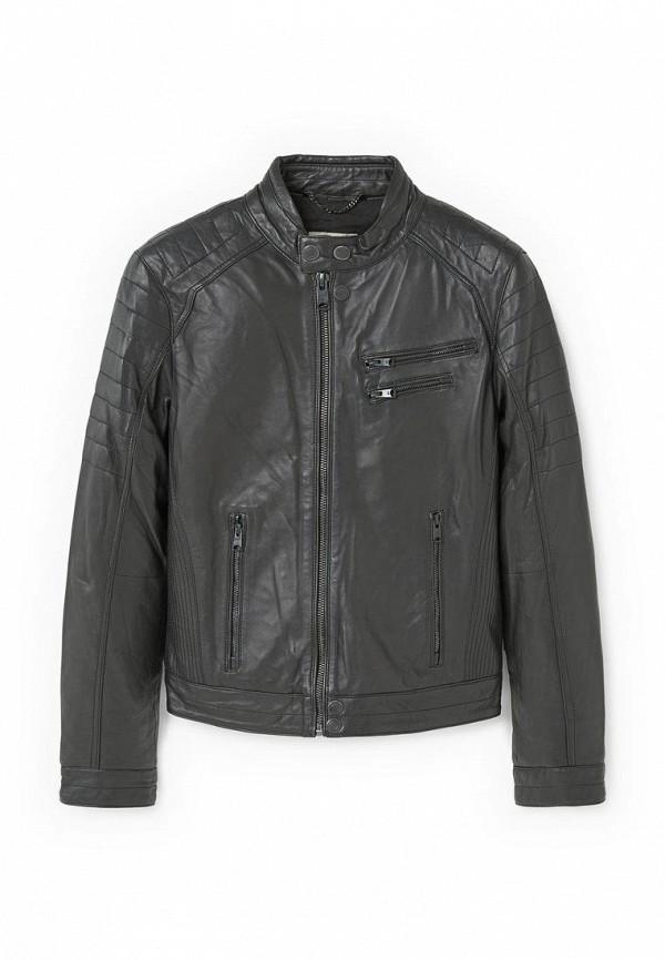 Кожаная куртка Mango Man 73097506