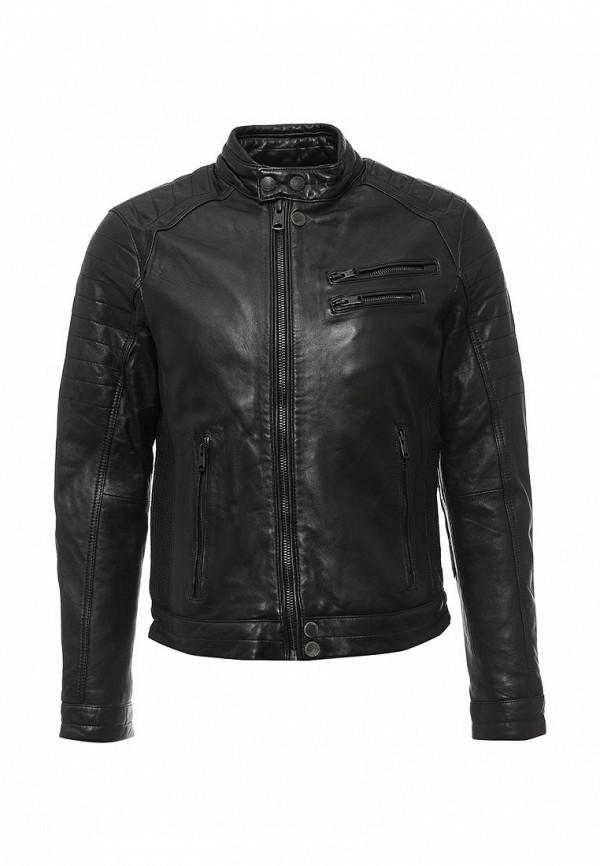 Куртка кожаная Mango Man 73097506