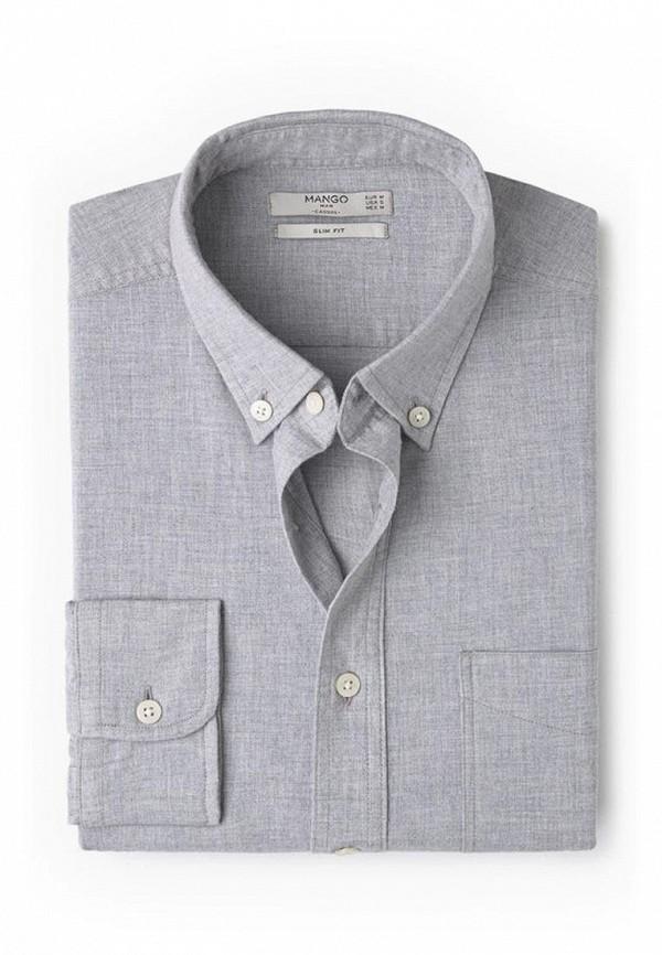 Рубашка с длинным рукавом Mango Man 74018805