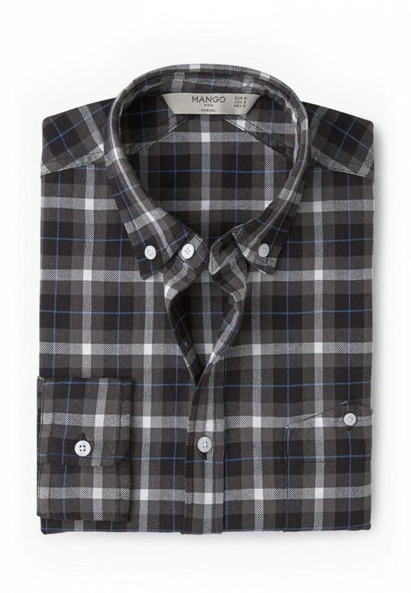 Рубашка с длинным рукавом Mango Man 74098804
